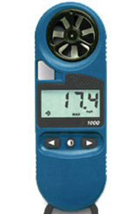 AM-1 Digital LCD Anemometer in Accessories