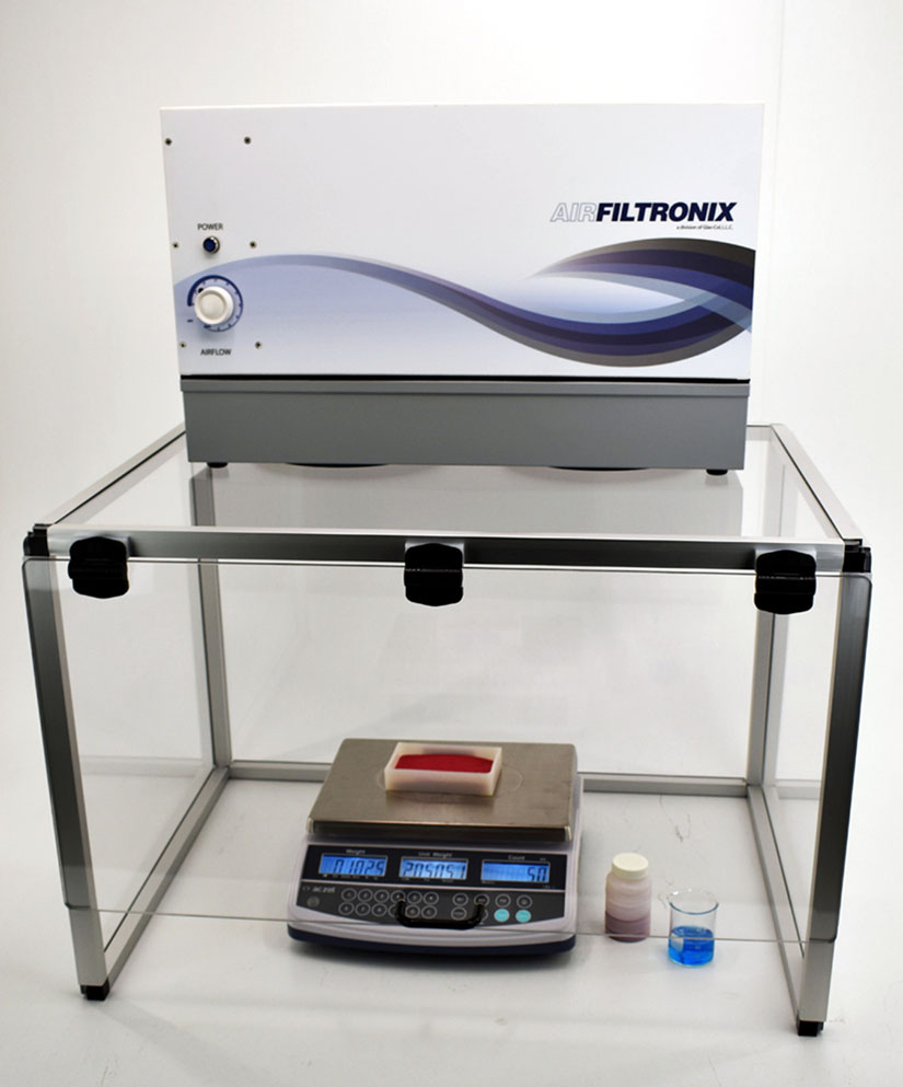 BE-1 30'' Wide Enclosure  in Ductless Fume Hoods