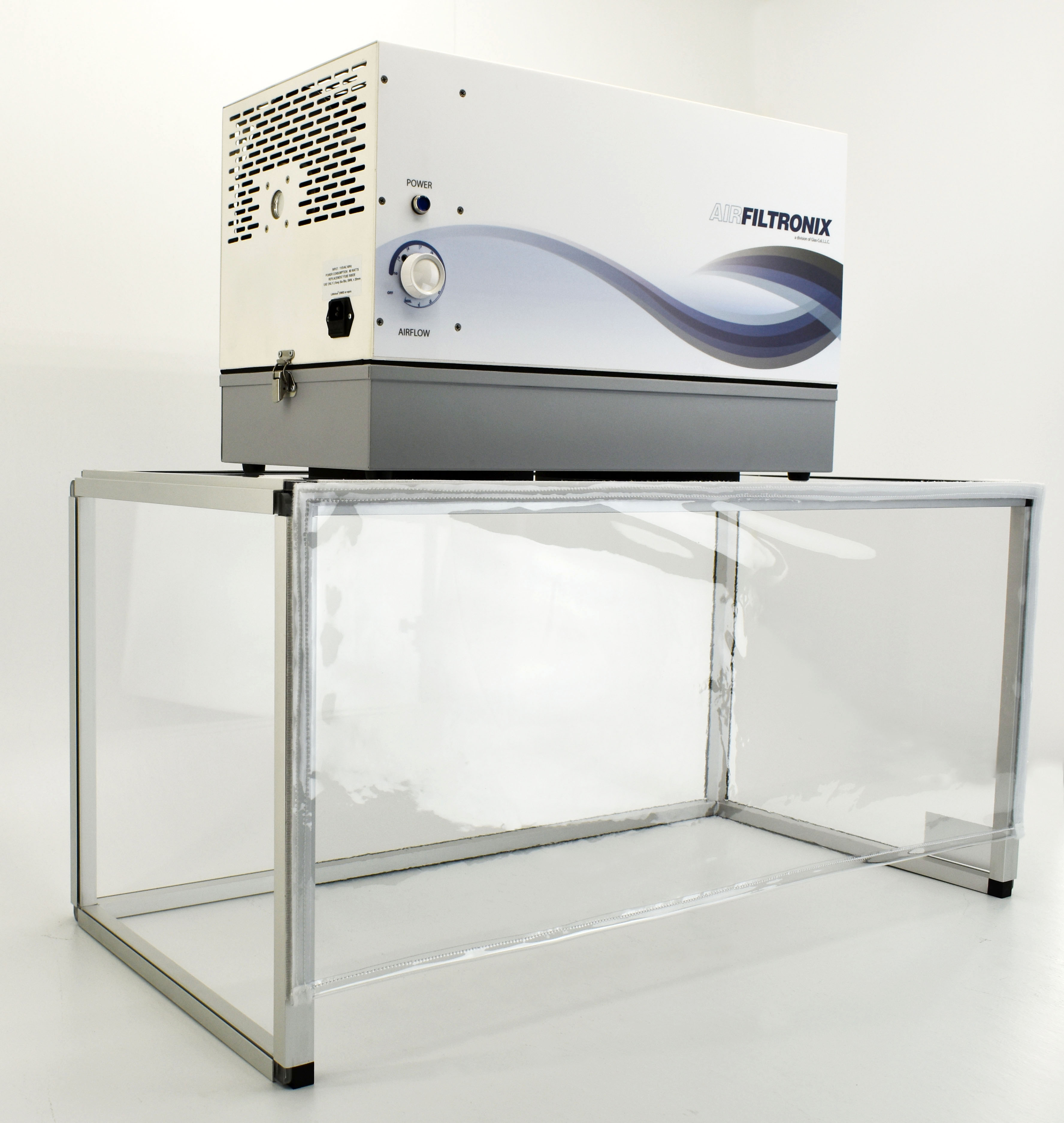 G-36 36'' Wide Enclosure in Ductless Fume Hoods